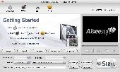 Screenshot of Aiseesoft DVD to MP4 Converter for Mac