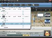 Screenshot of Aiseesoft FLV to DVD Converter