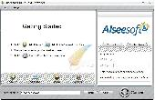 Aiseesoft PDF to Text Converter Screenshot