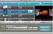 Aiseesoft PSP Video Converter for Mac Screenshot
