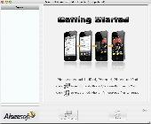 Aiseesoft iPhone 4 to Mac Transfer Screenshot