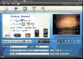 Aiwaysoft DVD to AVI Converter Screenshot