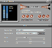 Screenshot of All Free Sound Recorder