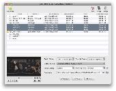 Aneesoft iPod Video Converter for Mac Screenshot