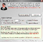 Anonymous Web Surfing Software Screenshot