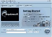 Anyviewsoft Sansa Video Converter Screenshot