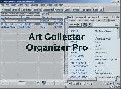 Art Collector Organizer Pro Screenshot