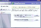 AthTek Data Recovery Screenshot