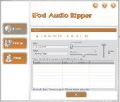 BHT iPod Audio Ripper Screenshot