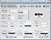Barcode Maker Software Screenshot