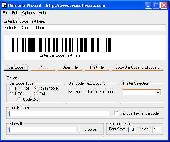 Screenshot of Barcode Wizard
