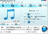 Bigasoft Audio Converter Screenshot