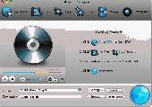 Bigasoft DVD Ripper for Mac Screenshot