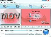 Bigasoft MOV Converter Screenshot