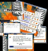 Blog Promotion Software Screenshot