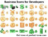 Business Icons for Developers Screenshot