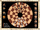 Byzantine Circular Chess Screenshot