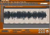 CD Audio Editor Screenshot