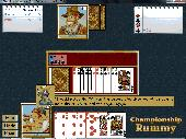 Championship Rummy All-Stars for Windows Screenshot