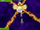 Chicken Invaders 4 Easter Screenshot