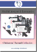 Christmas Web Elements Screenshot