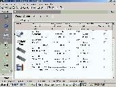 Screenshot of Chrysanth Inventory Manager 2001