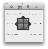 Screenshot of Cisdem WindowManager for Mac