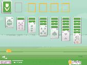 Classic Easter Solitaire Screenshot