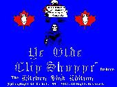 ClipShop Deluxe Screenshot