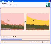 Screenshot of Color Correction Wizard