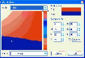Screenshot of Color Picker ActiveX Control