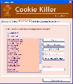 Screenshot of Cookie Killer