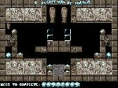 Screenshot of Crystal Cave Gold