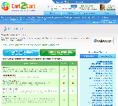 CubeCart Migration Service Screenshot