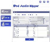 DU iPod Audio Ripper Screenshot