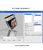 DVD Cover Creator Screenshot
