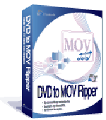 DVD to MOV Ripper Screenshot