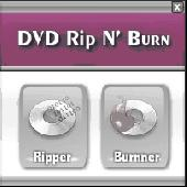 DX DVD RIP N Burn Screenshot