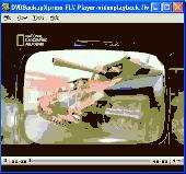 DX FLV Player Screenshot