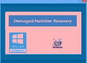 Damaged Partition Recovery Screenshot