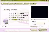 Daniusoft DVD to MP4 Converter Screenshot
