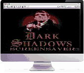 Darkshadows Original series Screensaver Screenshot