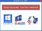 Data Recovery Tool for Android Screenshot