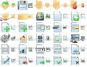 Document and File Icons Screenshot