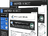Driver Update Robot Screenshot