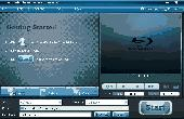 EarthSoft Bluray To MP4 Converter Screenshot