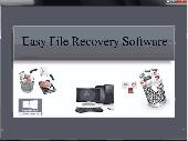 Easy File Recovery Software Screenshot