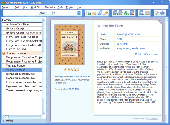 Screenshot of Ebook Library Software