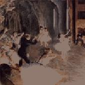 Edgar Degas Art Screenshot
