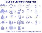 Elusion Christmas Graphics Screenshot